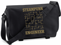 STEAMPUNK ENGINEER M/BAG - INSPIRED BY STEAMPUNK